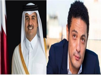 المقاول الهارب وأمير قطر