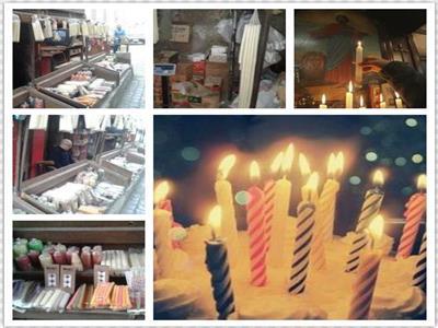 صناعة الشموع في مصر