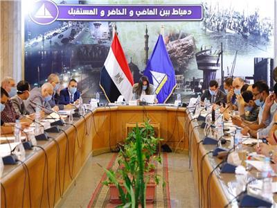 دمياط تعقد إجتماعًا طارئًا لوضع خطة مواجهة ارتفاع منسوب مياه نهر النيل