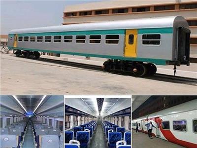 الوحدات المتحركة للسكك الحديدية في مصر