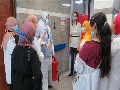 مستشفى النساء ببورسعيد