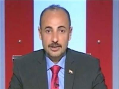 الدكتور محمد العزبي المتخصص فى شؤون الجماعات الارهابية