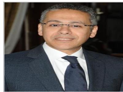 حسام عبد الوهاب نائب رئيس بنك مصر