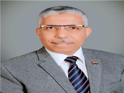 اللواء محمد الغباشي،مساعد رئيس حزب حماة الوطن