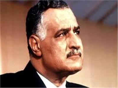 الرئيس الراحل جمال عبد الناصر