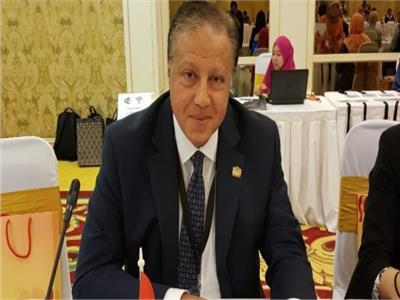 دكتور هشام عزمي الأمين العام للمجلس الأعلى للثقافة