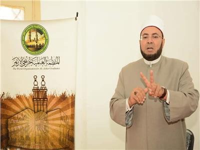 الدكتور إبراهيم الجمل مدير عام وعظ الإسكندرية ورئيس لجنة الفتوى