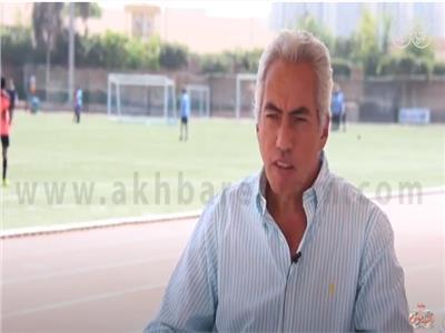 أ. عمرو السنباطى رئيس مجلس إدارة نادي هليوبوليس الرياضي