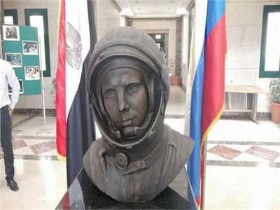 رائد الفضاء الروسي جاجارين