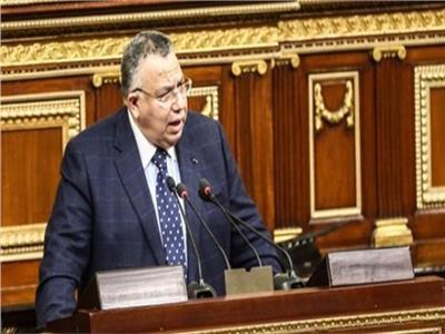 النائب السيد الشريف وكيل اول مجلس النواب