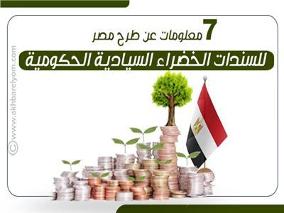 طرح مصر للسندات الخضراء السيادية الحكومية