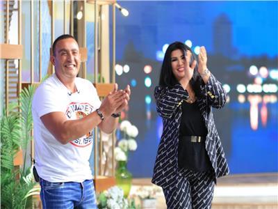 """أحمد السقا في برنامج """"معكم منى الشاذلي"""""""