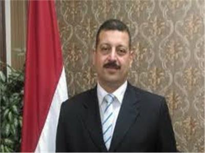 المتحدث الرسمي لوزارة الكهرباء والطاقة المتجددة د.ايمن حمزة