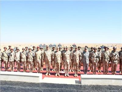 المناورات العسكرية المصرية في كل الاتجاهات