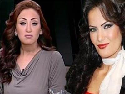 سما المصري و ريهام سعيد
