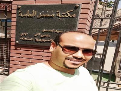 شاعر العامية أيمن محمد الورداني