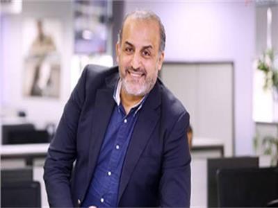 محمد شبانة أمين عام نقابة الصحفيين