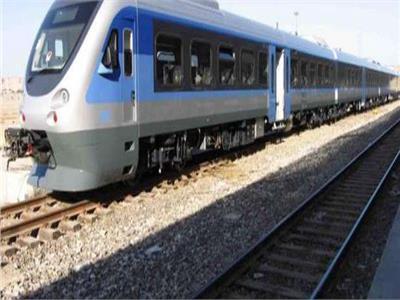 القطار الكهربائي