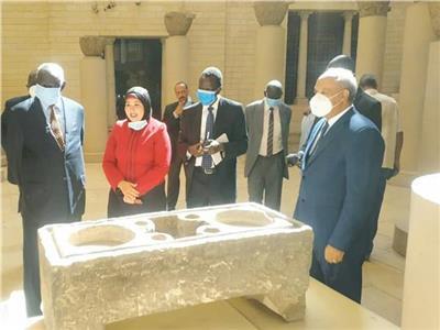 وزير التعليم العالي لجنوب السودان يؤكد عمق الروابط مع مصر