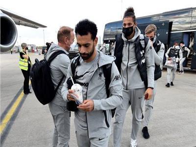 محمد صلاح يتصدر قائمة ليفربول أمام أياكس لخوض موقعة الأبطال