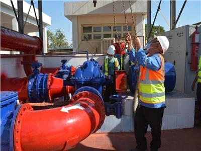 منح شهادة الجودة لمحطتى مياه الحميدان والجزيرية بقنا