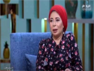 الإعلامية نسرين أسامة أنور عكاشة