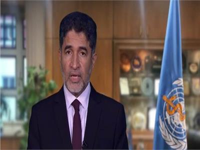 مدير منظمة الصحة العالمية لإقليم شرق المتوسط د.أحمد المنظري