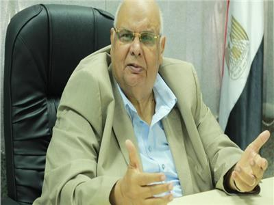 الدكتور محمد خميس شعبان الأمين العام للإتحاد المصري لجمعيات المستثمرين