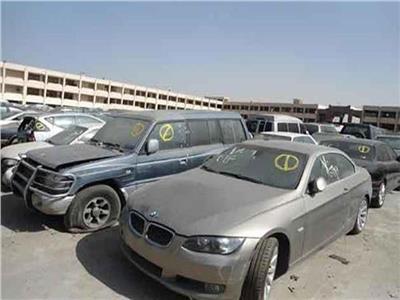 جمارك السيارات بالقاهرة
