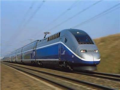 قطار كهربائي