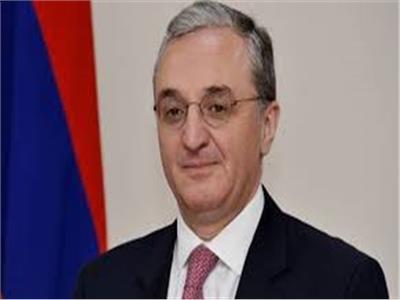 وزير خارجية أرمينيا زوهراب مناتساكانيان