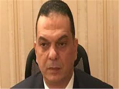 اللواء نبيل سليم مدير الإدارة العامة لمباحث العاصمة
