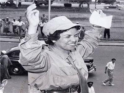 «أم الشهداء» .. أول مصرية تطرق بوابة البرلمان
