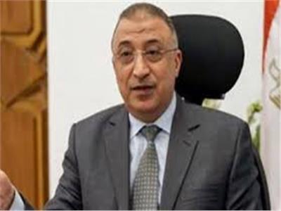 محافظ الاسكندرية اللواء محمد الشريف