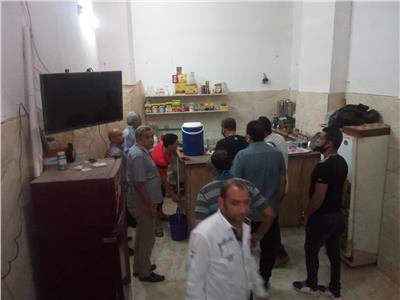 تحرير ٥٥ محضرا لمصانع الحلويات بالمحلة لعدم مطابقتها
