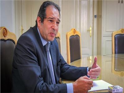 حسام الخولي نائب رئيس حزب مستقبل وطن