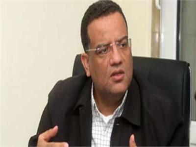 الصحفى محمود مسلم