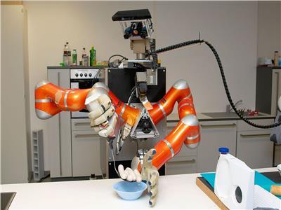 روبوت لإعداد الطعام - أرشيفية