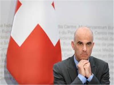 وزير الصحة السويسري آلان بيرسيه
