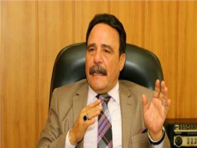 رئيس الاتحاد العام لنقابات عمال مصر جبالي المراغي