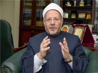 الدكتور شوقي علام -مفتي الجمهورية