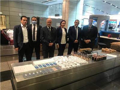 جمارك مطار القاهرة الدولي