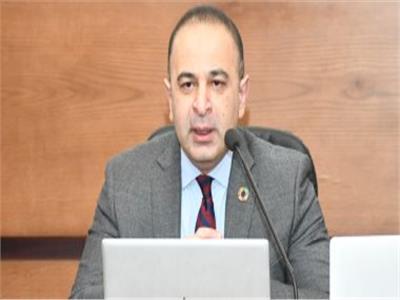 الدكتور أحمد كمالي نائب وزيرة التخطيط والتنمية الأقتصادية
