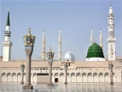 المسجد النبوي الشريف - أرشيفية