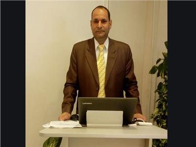 الدكتور عبد الله غازي، استشاري الصحة النفسية
