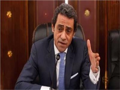 النائب مصطفى الجندي رئيس تجمع برلمانات شمال أفريقيا