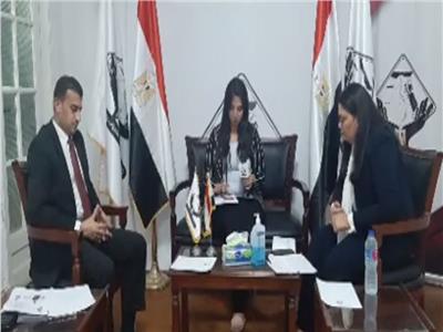 مناظرة فكرية بين اثنين من أعضاء تنسيقية شباب الأحزاب والسياسيين