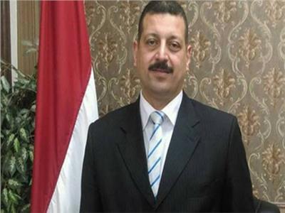 أيمن حمزة، المتحدث باسم وزارة الكهرباء