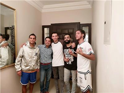 طارق الشيخ في كواليس اغنيته الجديدة