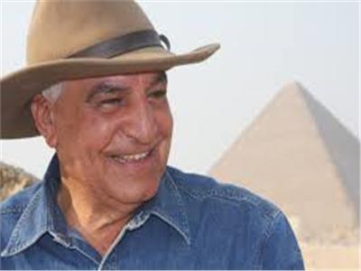 عالم المصريات الدكتور زاهي حواس